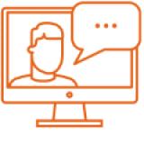 Icon effectief online presenteren